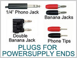 Plugs for Power Supply End_THUMBNAIL