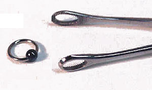 Forceps PT1071 Round Closed MAIN
