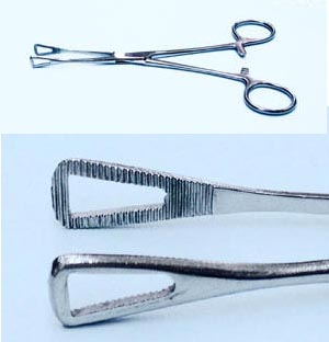 Forceps PT1092 Trian Small MAIN