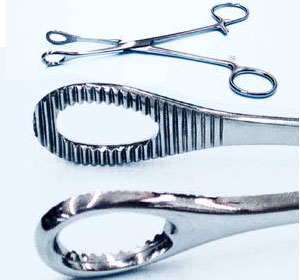 Forceps PT1099 Round Closed MAIN