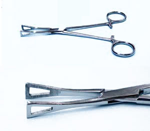 Forceps PT1107 Trian Closed MAIN