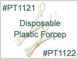 PT1121 Disposable Piercing Forcep THUMBNAIL