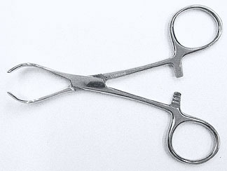 Forceps Lorna Towel# PT1213 MAIN