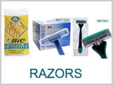 Disposable Razors THUMBNAIL