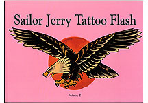 Sailor Jerry Tattoo Flash Vol 2, 3 & American Master_THUMBNAIL