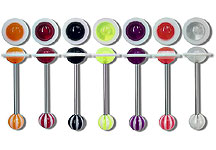 SB2510 UFO Flying Saucer Barbell