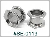 SE0113 Hex Threaded Thick Wall Tunnel