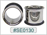 SE0130 Single Flare S/S Tunnels