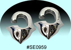 SE0959 Ear Talon Stainless Steel Pair MAIN