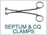 Septum & CQ Clamps