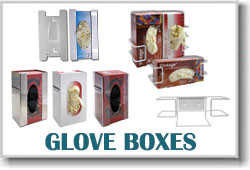 Glove boxes