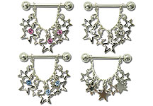 SN0261 Nipple Stars Dangle THUMBNAIL