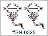 SN0325 Gem Scorpion Nipple THUMBNAIL