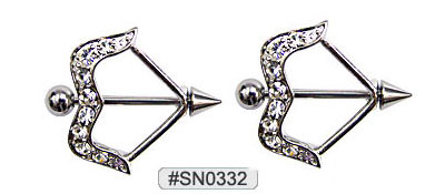 SN0332 Gem Bow and Arrow