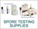 Spore Test & Supplies