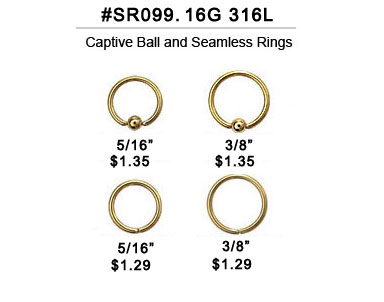 SR099 Gold Plated CBR Continuous MAIN