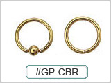 SR099 Gold Plated CBR Continuous THUMBNAIL