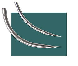 Curved Piercing Needles
