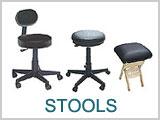 Stools Rolling And Folding