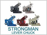 4A140 Strongman Lever Chuck Tattoo Machine THUMBNAIL