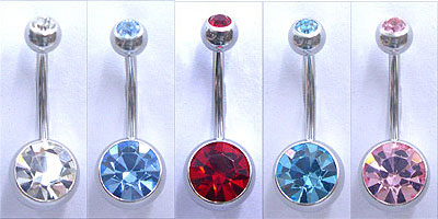 SV1381 Double 5 & 10mm Gem Ball Curves THUMBNAIL