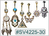 SV4225, SV4226, SV4227, SV4228, SV4230 Decorative Naval Curves THUMBNAIL
