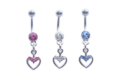 Navel Dangles SV5502 $1.50/Ea Min 3 MAIN