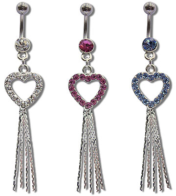 Navel Dangles SV5508 $2.40/Ea