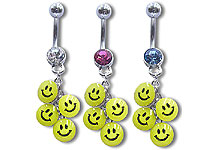 Navel Dangles SV5512 $2.10/Ea