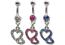 Navel Dangles SV5517 $2.10/Ea