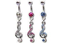 Navel Dangles SV5518 $2.10/Ea