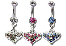 Navel Dangles SV5519 $2.10/Ea
