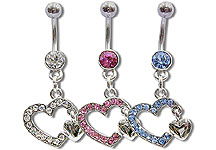 Navel Dangles SV5520 $2.10/Ea