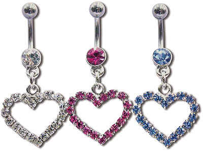 Navel Dangles SV5523 $2.70/Ea MAIN
