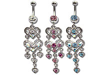 Navel Dangles SV5526 $4.20/Ea