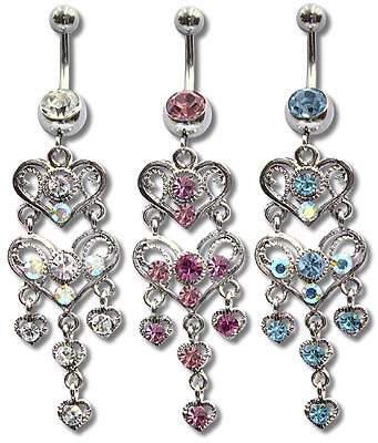 Navel Dangles SV5526 $4.20/Ea MAIN