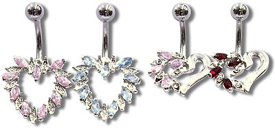 Navel Dangles SV5528 $4.20/Ea