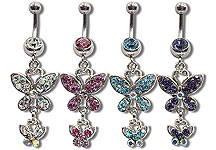 Navel Dangles SV5529 $4.20/Ea