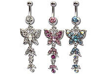 Navel Dangles SV5530 $4.20/Ea