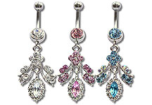 Navel Dangles SV5532 $4.50/Ea