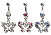 Navel Dangles SV5536 $1.85/Ea