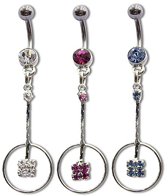 Navel Dangles SV5540 $1.50/Ea MAIN