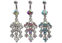 Navel Dangles SV5552 $2.10/Ea