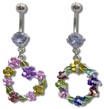 Navel Dangles SV5554 $Various/Ea MAIN
