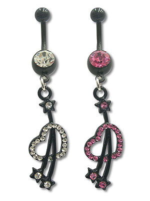 SV5562 Black Dangle MAIN
