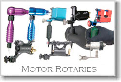Motor Tattoo Machines