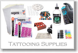 Tattooing Supplies