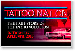 Tattoo Nation The Movie