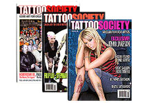 Tattoo Society Magazine