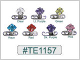TE1157 Square Gem Micro Dermal